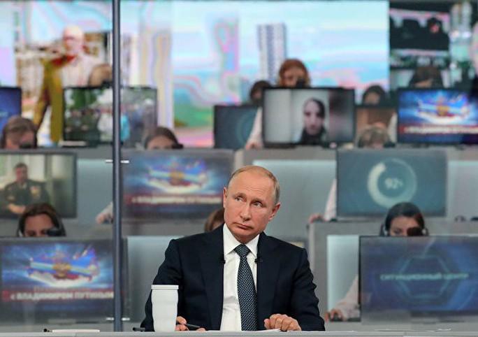 Tổng thống Putin: Chính phủ Nga hiện tốt nhất có thể - Ảnh 4.