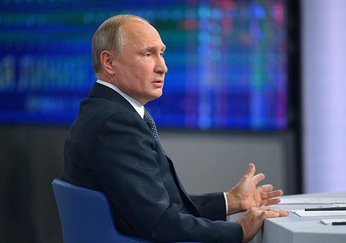 Tổng thống Putin: Chính phủ Nga hiện tốt nhất có thể - Ảnh 2.