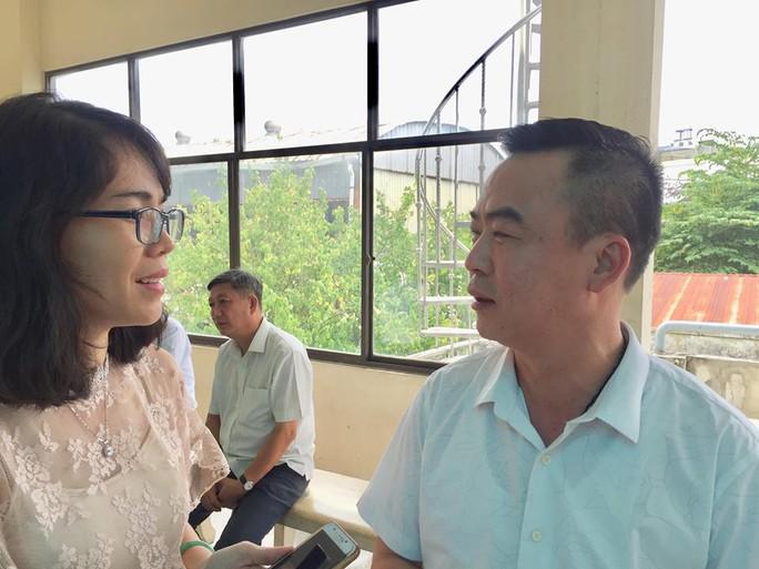 Cuộc trao đổi giữa phóng viên và ông Nguyễn Hồng Điệp về Thủ Thiêm - Ảnh 1.