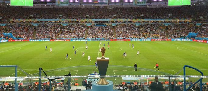 VTV chính thức có bản quyền World Cup 2018 - Ảnh 1.