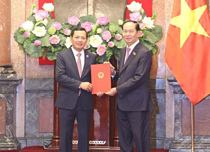 Chủ tịch nước bổ nhiệm tân Phó Chánh án TAND Tối cao - Ảnh 1.
