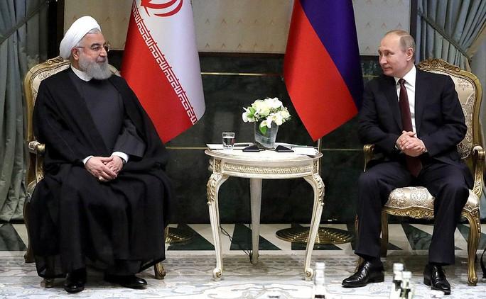 Bí ẩn liên minh Nga - Iran ở Syria - Ảnh 1.