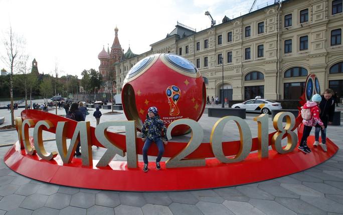 World Cup 2018: Ấn tượng từ những điều lần đầu công bố - Ảnh 1.