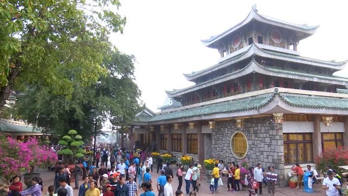 Núi Sam sắp thành khu du lịch quốc gia, trung tâm văn hóa tâm linh - Ảnh 2.