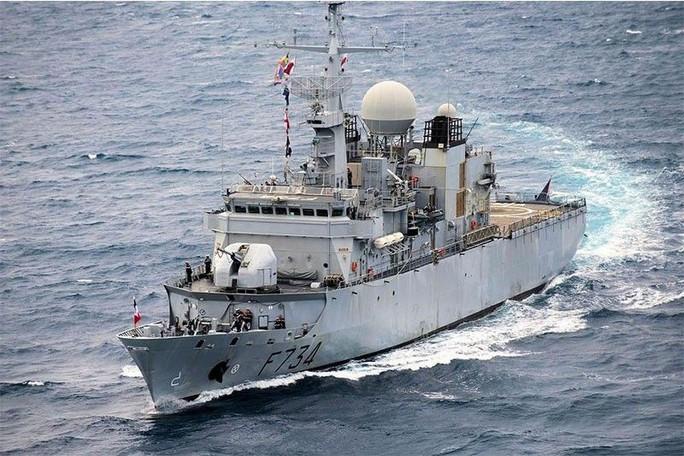 Mỹ kêu gọi Úc thách thức Trung Quốc ở biển Đông - Ảnh 2.