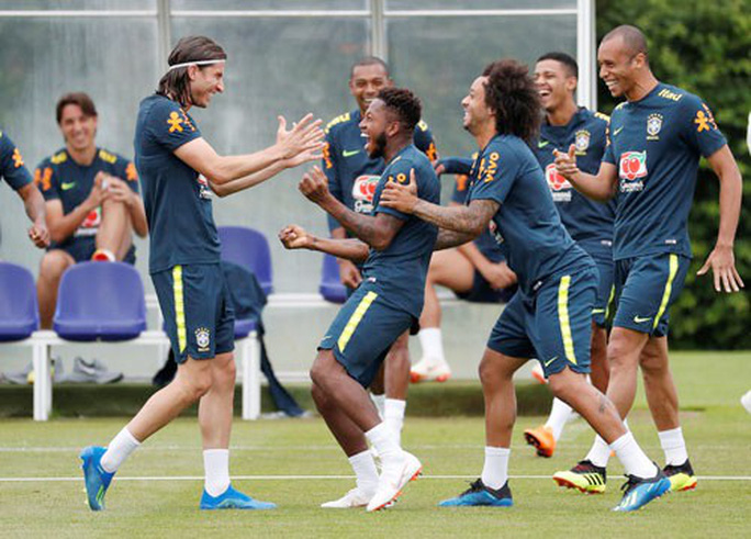 Brazil với ám ảnh chấn thương - Ảnh 1.