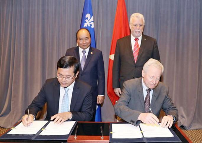 Việt Nam chào đón đầu tư từ Canada - Ảnh 1.