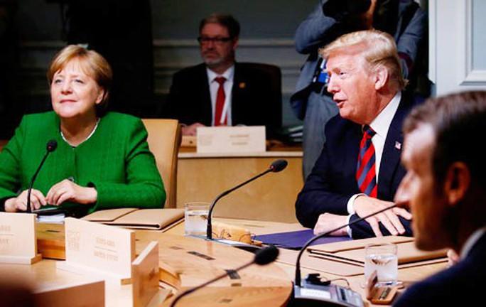Bế tắc tại Hội nghị G7 - Ảnh 1.