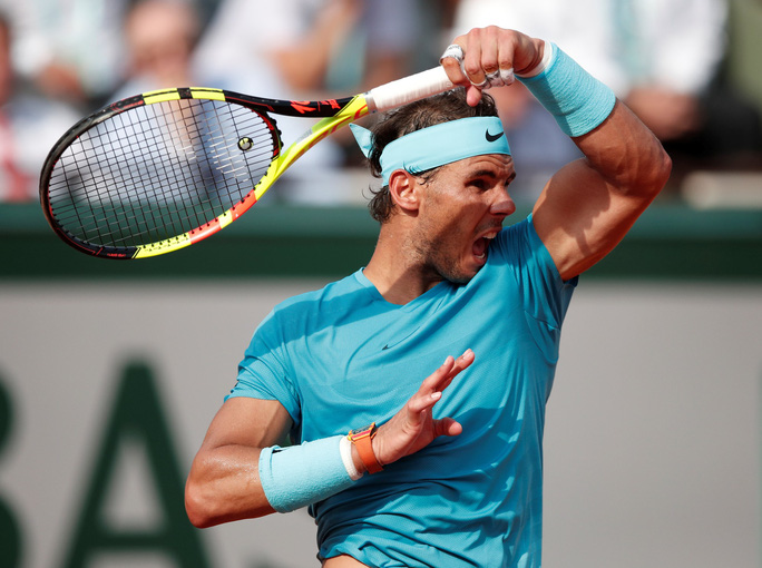 Nadal nói về kỷ lục 11 lần vào chung kết Roland Garros - Ảnh 1.