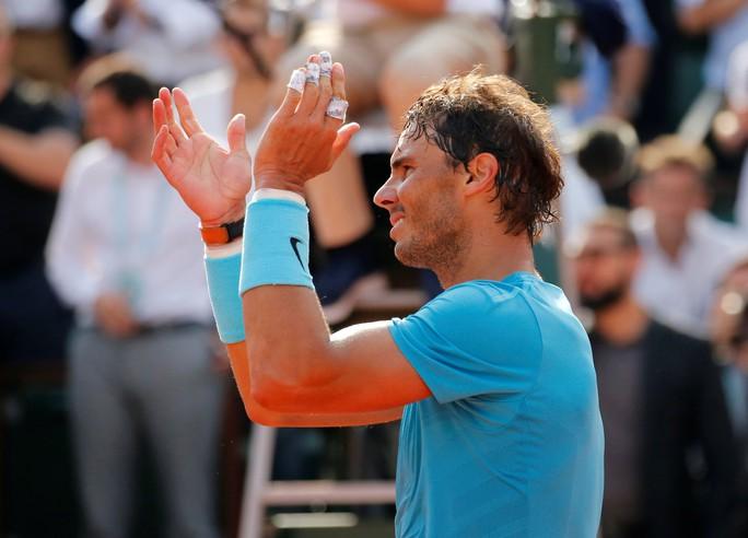 Nadal nói về kỷ lục 11 lần vào chung kết Roland Garros - Ảnh 4.