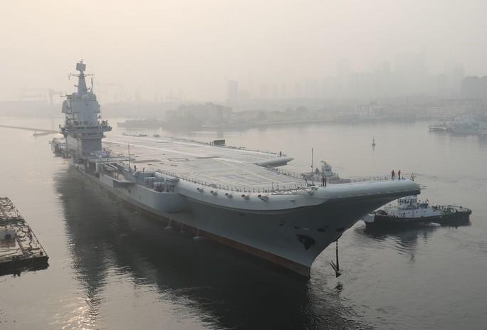 Trung Quốc đánh cắp kế hoạch chiến tranh của hải quân Mỹ? - Ảnh 1.