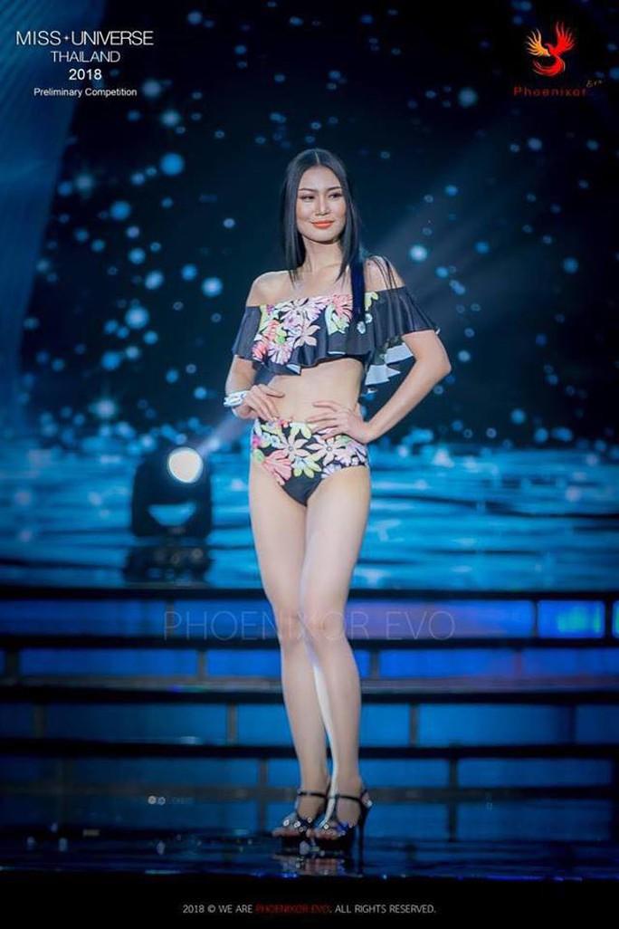 Nhan sắc Tân Hoa hậu Hoàn vũ Thái Lan gây tranh cãi - Ảnh 5.