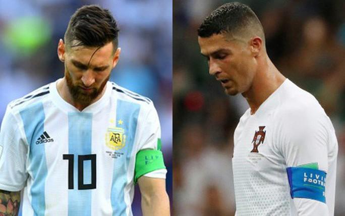 World Cup buồn khi thiếu Messi và Ronaldo - Ảnh 1.