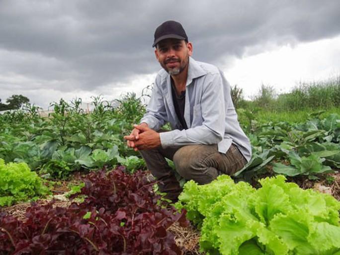 Người Brazil chung tay giúp nông dân organic - Ảnh 1.