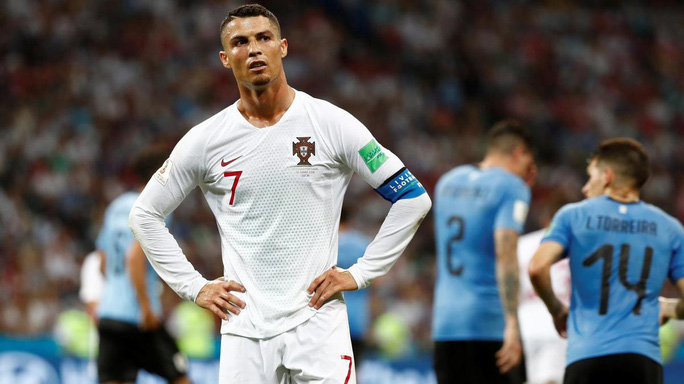 Ronaldo muốn tham dự World Cup 2022 ở tuổi 37? - Ảnh 1.
