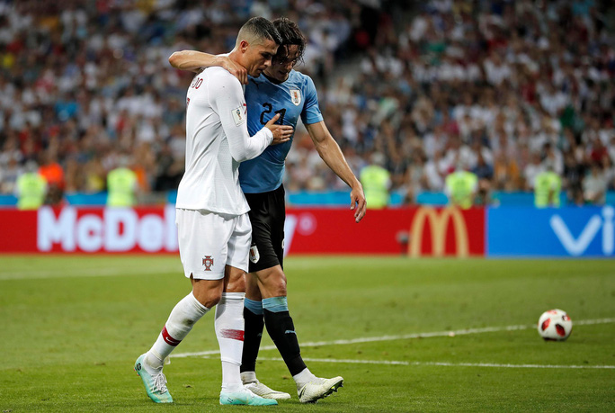 Ronaldo muốn tham dự World Cup 2022 ở tuổi 37? - Ảnh 2.
