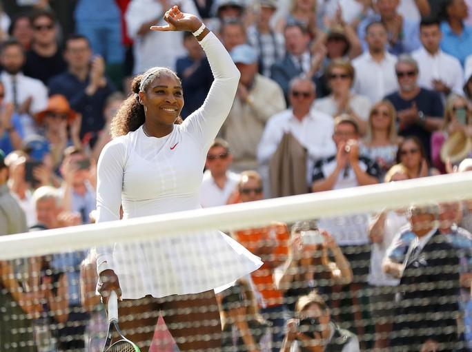 Serena Williams nghỉ sinh con vẫn giàu nhất giới sao nữ thể thao - Ảnh 2.