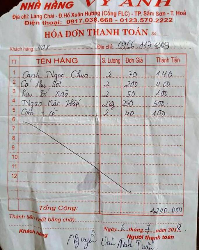 """TP Sầm Sơn lên tiếng vụ chủ khách sạn bị tố đuổi, """"chặt chém"""" du khách - Ảnh 3."""