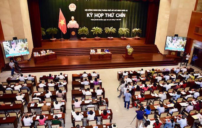 HĐND TP HCM cần có ý kiến với Thành ủy về vụ Thủ Thiêm và Công ty Tân Thuận - Ảnh 3.