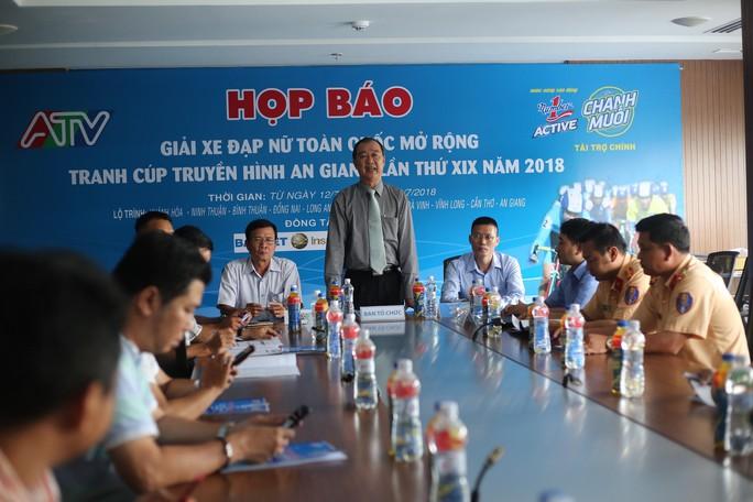 Giải xe đạp nữ toàn quốc mở rộng 2018: Vắng Nguyễn Thị Thật - Ảnh 2.