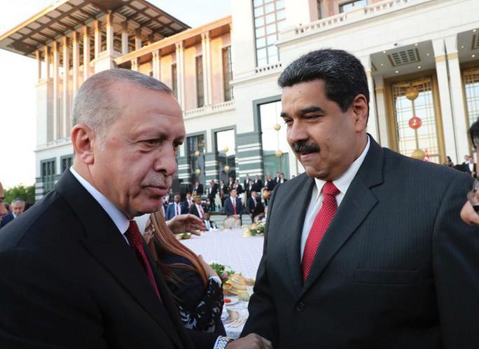 Tổng thống Thổ Nhĩ Kỳ chọn con rể làm bộ trưởng tài chính - Ảnh 2.