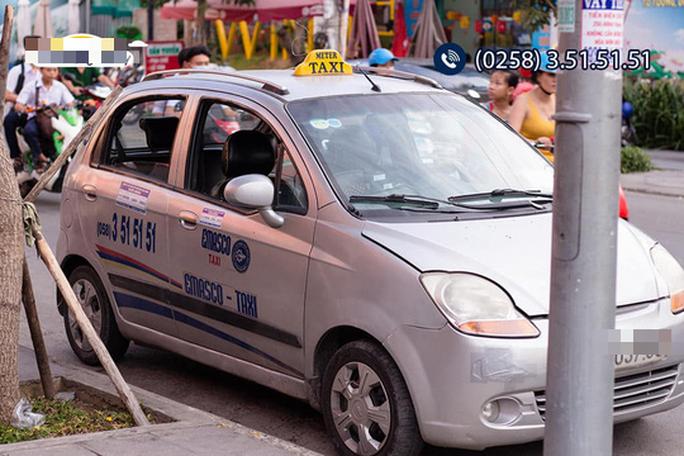 Du khách Hàn Quốc phát hoảng vì bị tài xế taxi Nha Trang chặt chém - Ảnh 1.