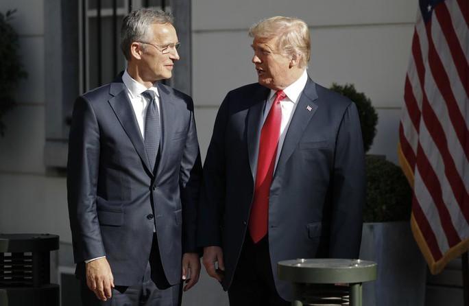 """Ông Trump tuyên bố Nga """"đang kiểm soát Đức"""" - Ảnh 1."""