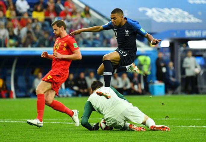 Pháp đáng sợ vì chưa bung hết sức - Ảnh 1.
