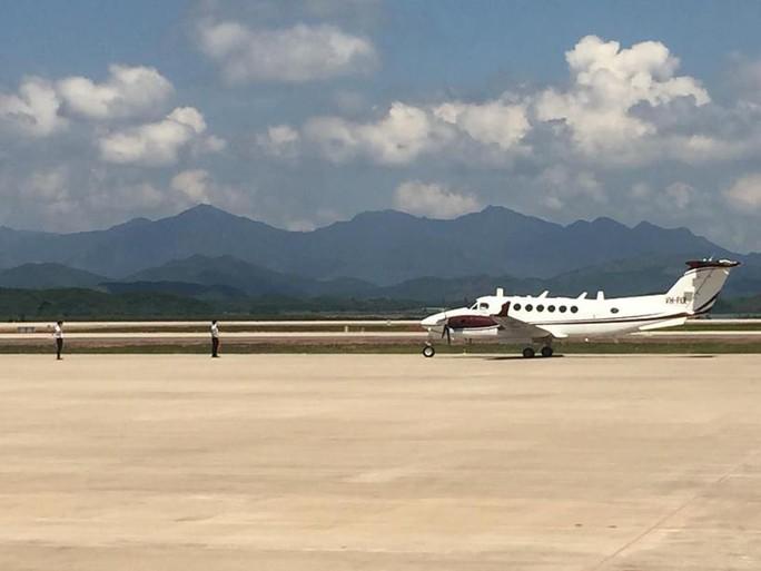 Hoàn tất bay kiểm tra hiệu chuẩn sân bay Vân Đồn - Ảnh 16.