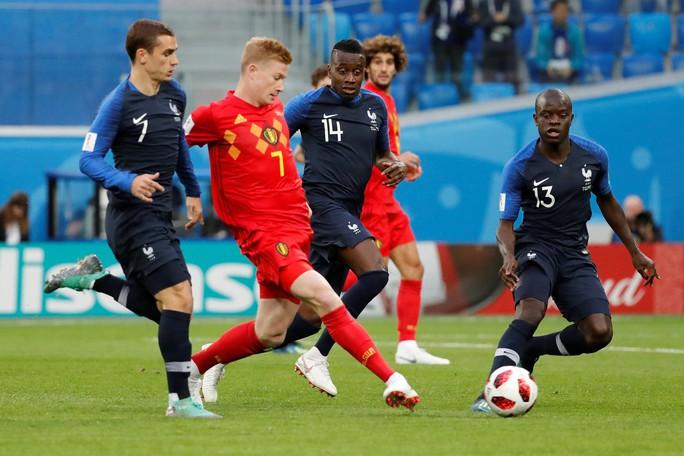Trung vệ Umtiti lập công, tuyển Pháp vào chung kết - Ảnh 6.