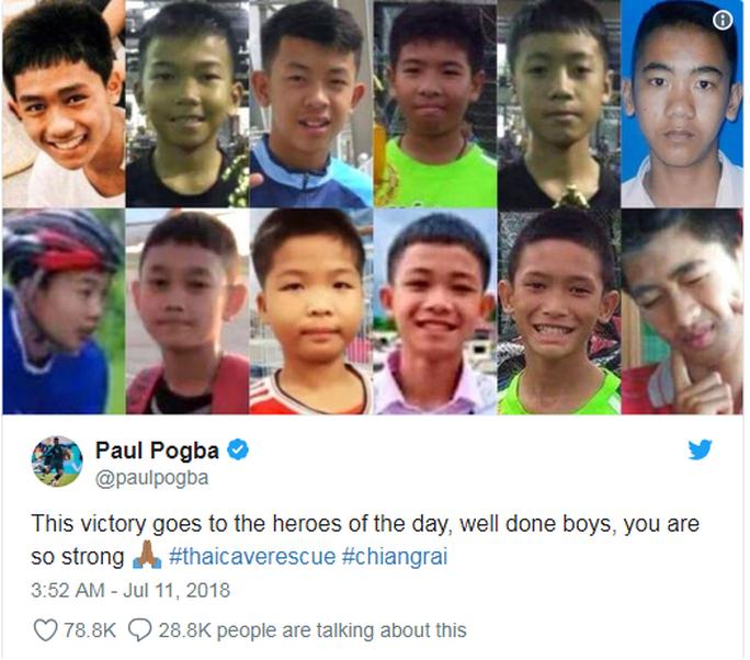 Pogba: Chiến thắng của Pháp dành cho đội bóng mắc kẹt - Ảnh 1.