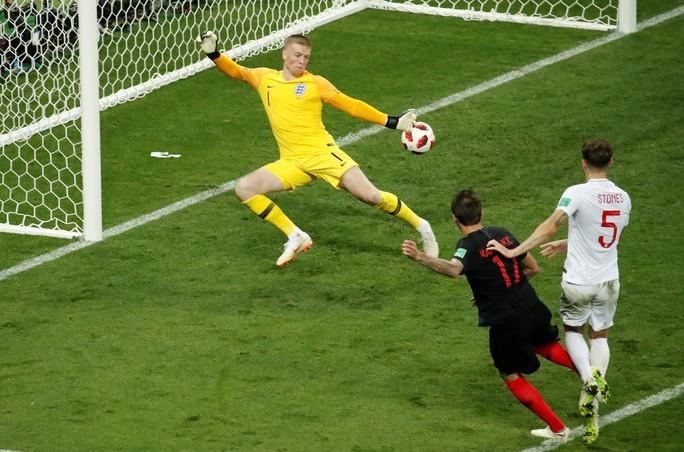 Mandzukic ghi bàn thắng phút 109, tuyển Anh lỡ hẹn chung kết - Ảnh 4.