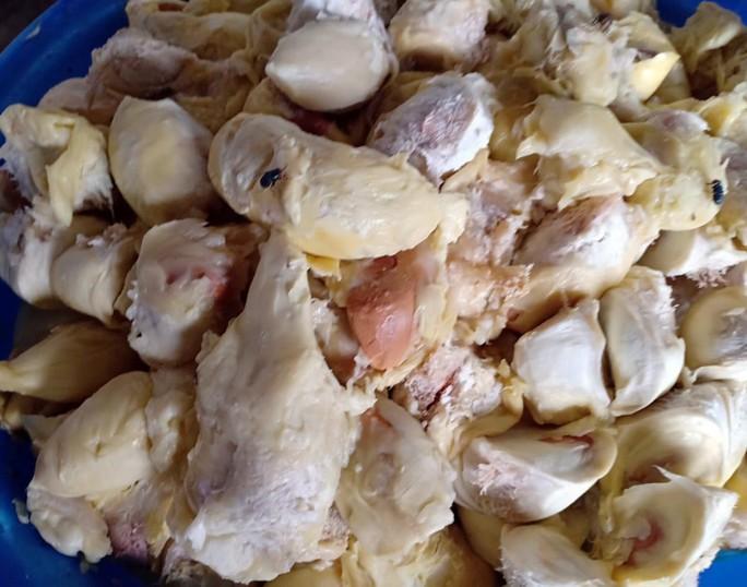 """Thực hư về """"sầu riêng ăn trả hạt giá 15.000 đồng/kg - Ảnh 5."""
