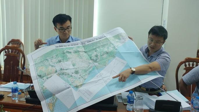 Lãnh đạo tỉnh bác vị trí Công ty Hồ Tràm đã khảo sát làm sân bay - Ảnh 3.