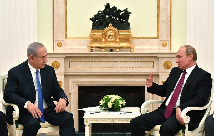 Israel hứa để yên cho ông Assad, muốn Nga tống Iran khỏi Syria? - Ảnh 1.