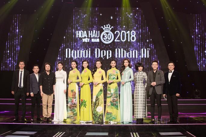 Hoa hậu Việt Nam 2018- Người đẹp nhân ái: Không có đất cho diễn sâu - Ảnh 1.