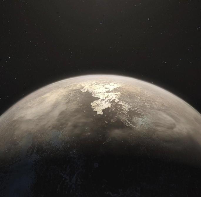 Phát hiện hành tinh ôn đới dễ sống hơn cả trái đất - Ảnh 1.