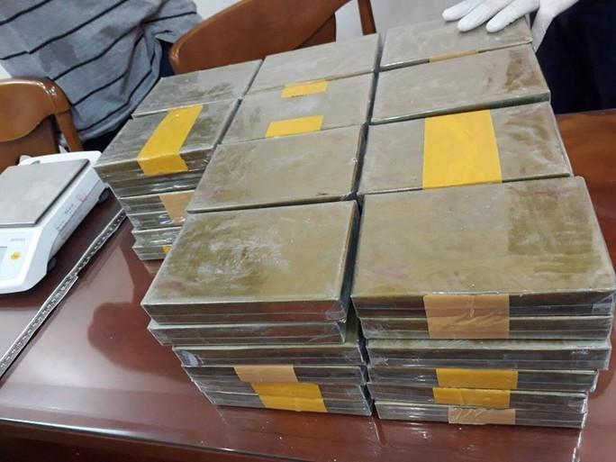 Bộ Công an phá đường dây ma túy cực khủng xuyên quốc gia - Ảnh 3.