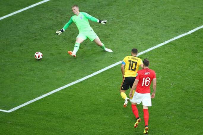 Bỉ lần đầu hạng ba World Cup - Ảnh 1.