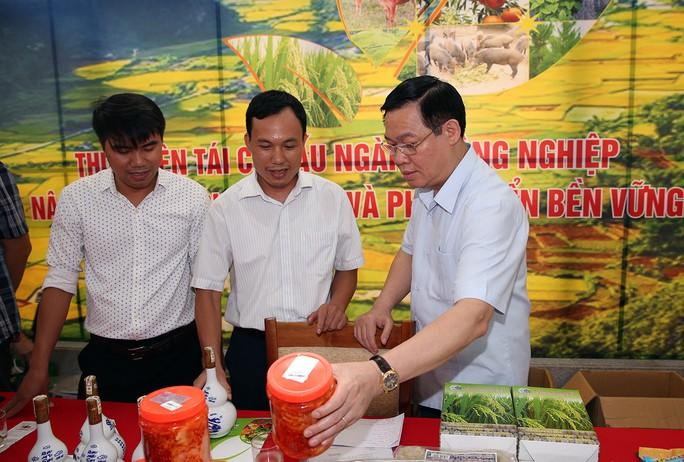 Phó Thủ tướng Vương Đình Huệ: Chương trình OCOP, hãy gắn sao vào lòng dân - Ảnh 2.