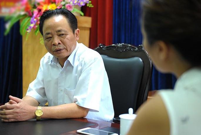 Giám đốc Sở GD-ĐT Hà Giang lên tiếng nghi vấn đánh mẻ lớn rồi nghỉ hưu - Ảnh 1.