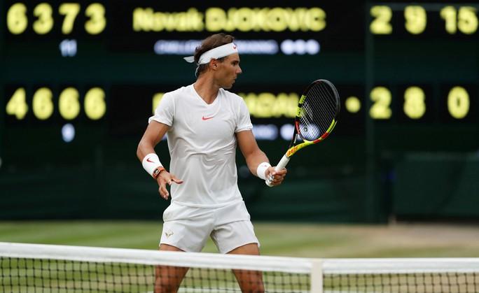 Nadal bị loại, Serena Williams chỉ về nhì - Ảnh 8.