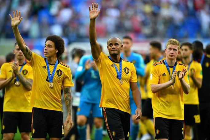 Kết quả dự đoán trận tranh hạng ba Bỉ - Anh - Ảnh 1.