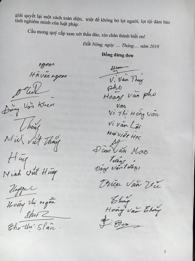 Làng xóm gửi đơn xin cứu xét tử tù Đặng Văn Hiến - Ảnh 2.