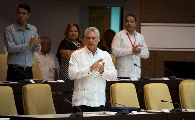 Thay đổi bất ngờ trong hiến pháp mới của Cuba - Ảnh 1.