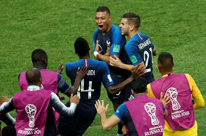 Pháp vô địch, đáng khen Croatia - Ảnh 1.