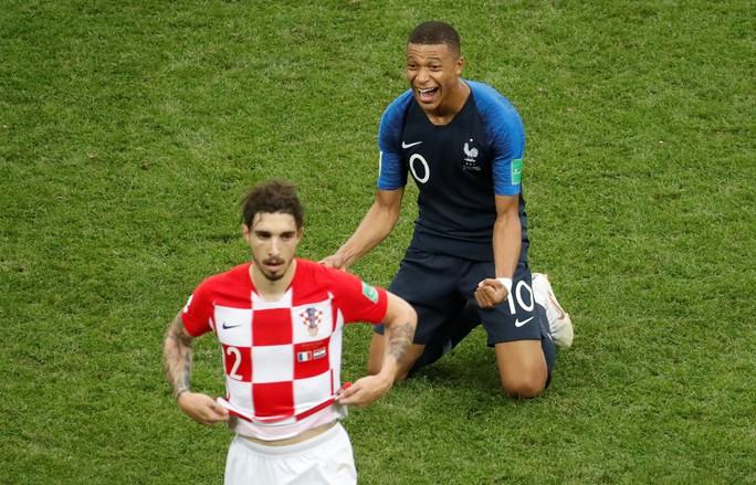 Nước mắt hào hùng vùng Balkan khi Croatia thua Pháp - Ảnh 1.