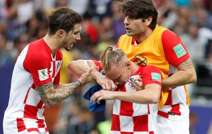 Nước mắt hào hùng vùng Balkan khi Croatia thua Pháp - Ảnh 5.