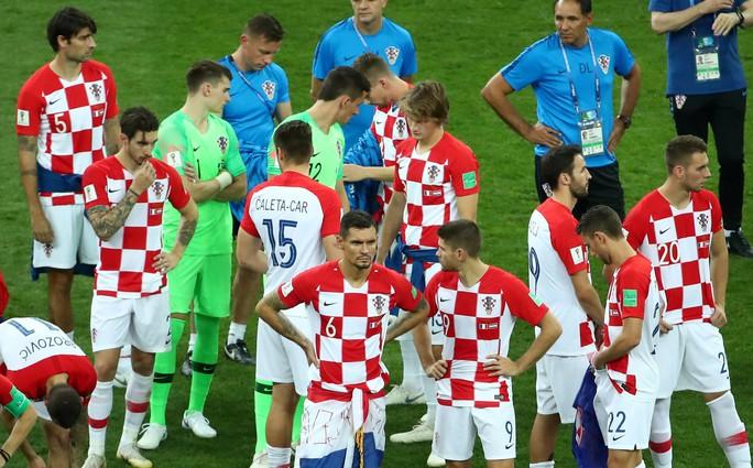 Nước mắt hào hùng vùng Balkan khi Croatia thua Pháp - Ảnh 6.