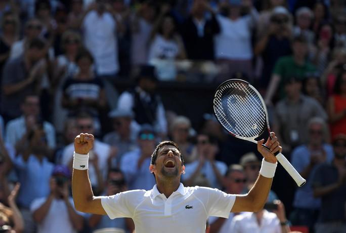 Djokovic: Wimbledon là nơi linh thiêng giúp tôi thành công - Ảnh 1.